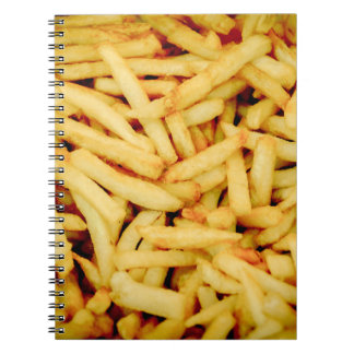 French Fries Notebooks