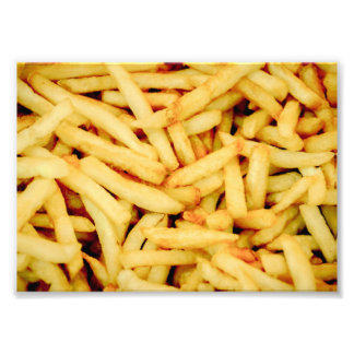 French Fries Photo Art