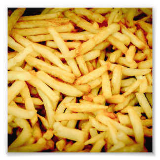 French Fries Photo Print