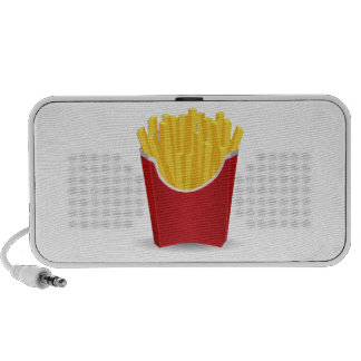 French Fries Mp3 Speakers