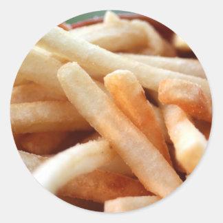 French Fries Sticker