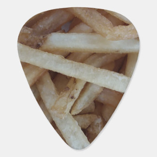 French Fry Guitar Pick