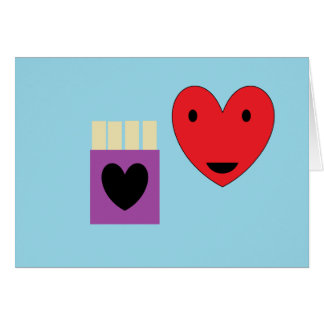 French Fry Love Greeting Card