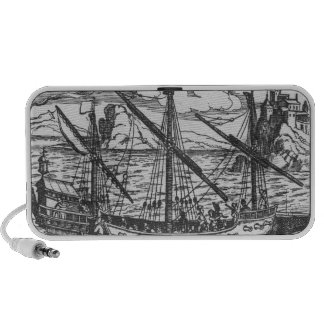 French galley portable speakers