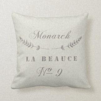 French Grain Sack pillow