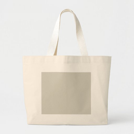 French Grey 1a Cream Custom Products Color Only Tote Bag