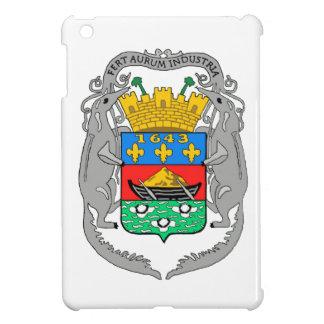 French Guiana Coat of Arms iPad Mini Case