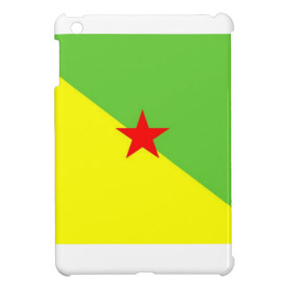 French Guyana Flag iPad Mini Cover