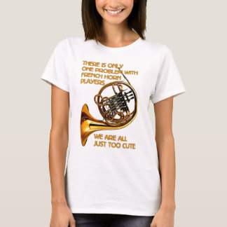 French Horn Cutie T-Shirt