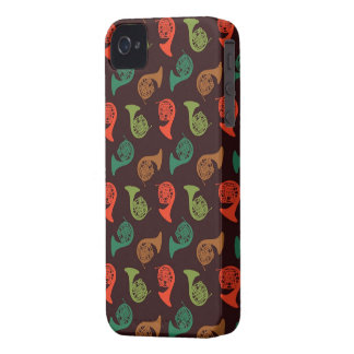 French Horn iPhone 4 Case-Mate Case