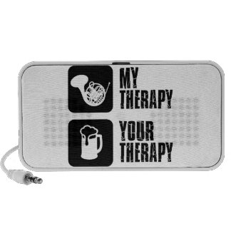 french horn is my therapy iPod speakers