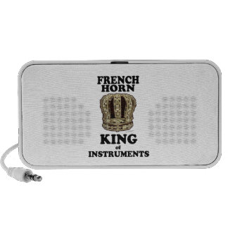 French Horn King of Instruments Speakers