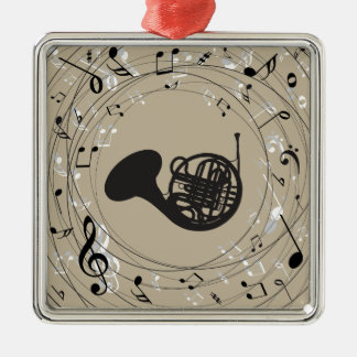 French Horn Player Ornament