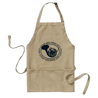French Horn Standard Apron