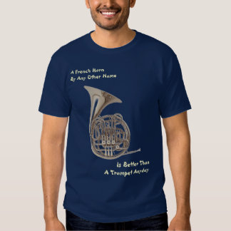 French Horn T Shirts