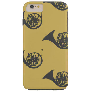 French Horn Tough iPhone 6 Plus Case