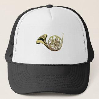 French Horn Trucker Hat
