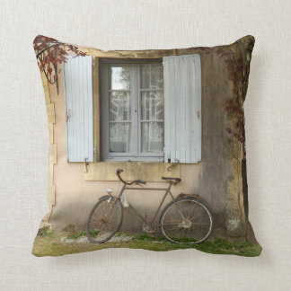 French House Throw Cushion