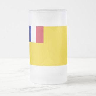 French Indochina Flag 1887-1954 Coffee Mug