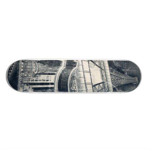 French Inspired Skateboards