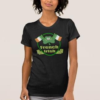 French Irish St. Patrick's T-shirt