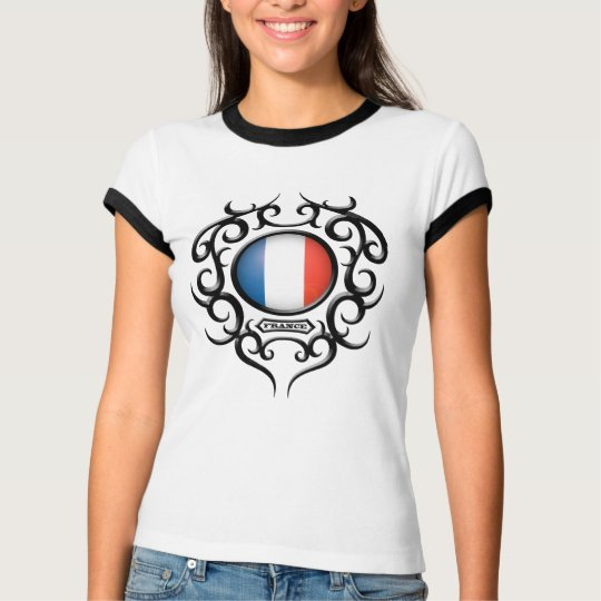 French Iron Tribal T-Shirt