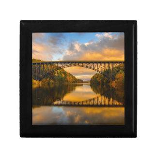French King Bridge in Fall Gift Box