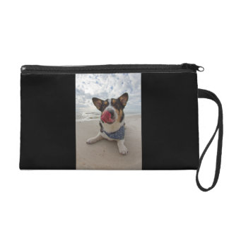 French Kissing Instructor Wristlet Clutches