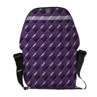 French Lilac Messenger Bags