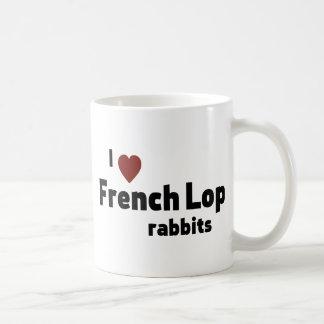 French Lop rabbits Basic White Mug