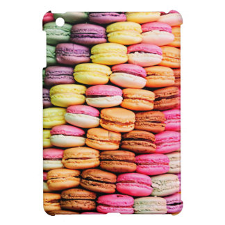 French macaron iPad mini case