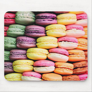 French macaron mouse mat