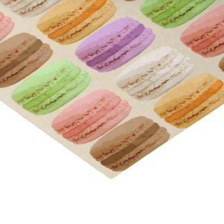 French Macarons, Pastel Colors Tissue Paper