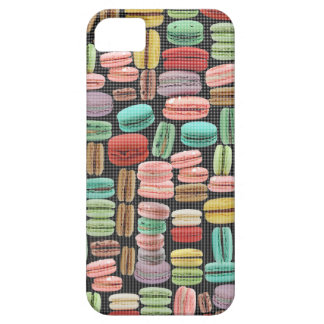 French Macarons Pop Art Barely There iPhone 5 Case