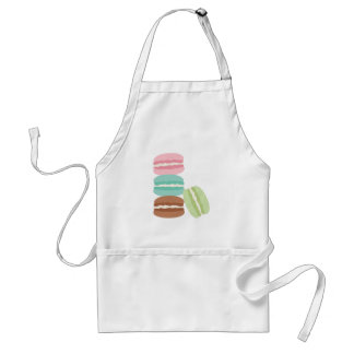 French Macarons Standard Apron