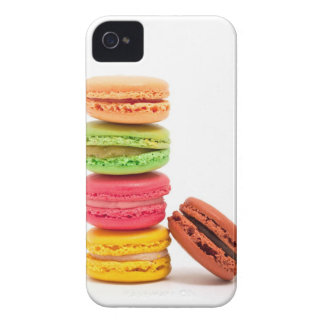 French macaroons iPhone 4 cover