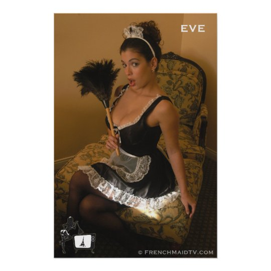 French Maid TV: Eve Poster