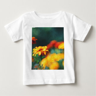 French Marigolds Baby T-Shirt