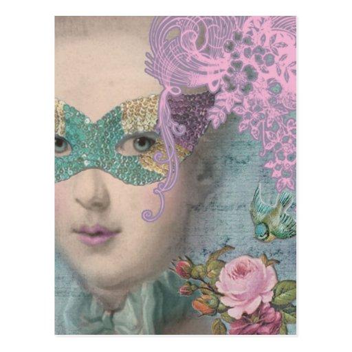 French Masquerade