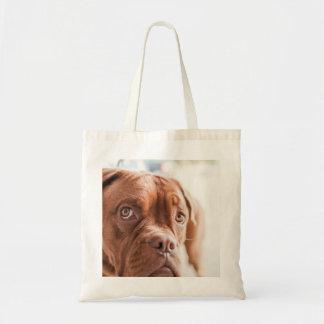 French Mastiff Tote Bag