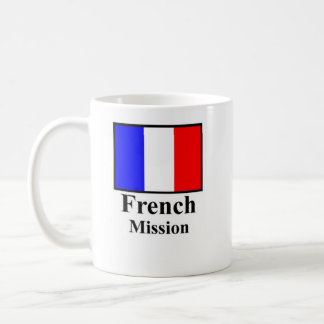 French Mission Drinkware Coffee Mug