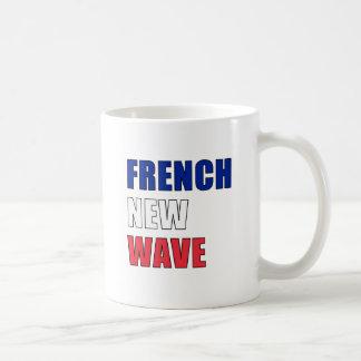 French New Wave Basic White Mug