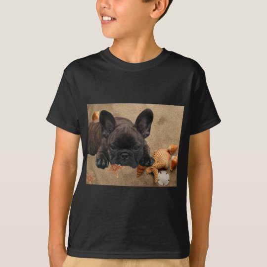French one. Bulldogge T shirt