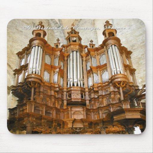 French organ mousepad