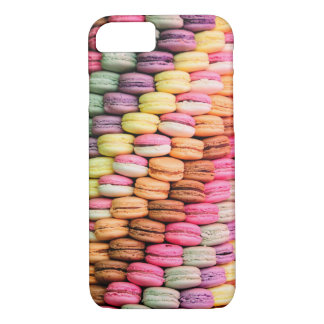 French Paris Bakery Macarons iPhone 7 Case