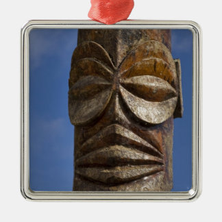 French Polynesia, Cook Islands, Rarotonga, Christmas Ornament