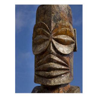 French Polynesia, Cook Islands, Rarotonga, Post Card