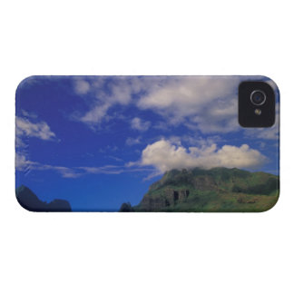 French Polynesia, Moorea. Cooks Bay. Cruise ship 3 Case-Mate iPhone 4 Case
