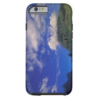 French Polynesia, Moorea. Cooks Bay. Cruise ship 3 Tough iPhone 6 Case