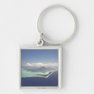 French Polynesia, Tahiti, Bora Bora. The Key Ring